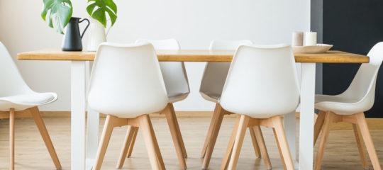 chaises de sallle à manger